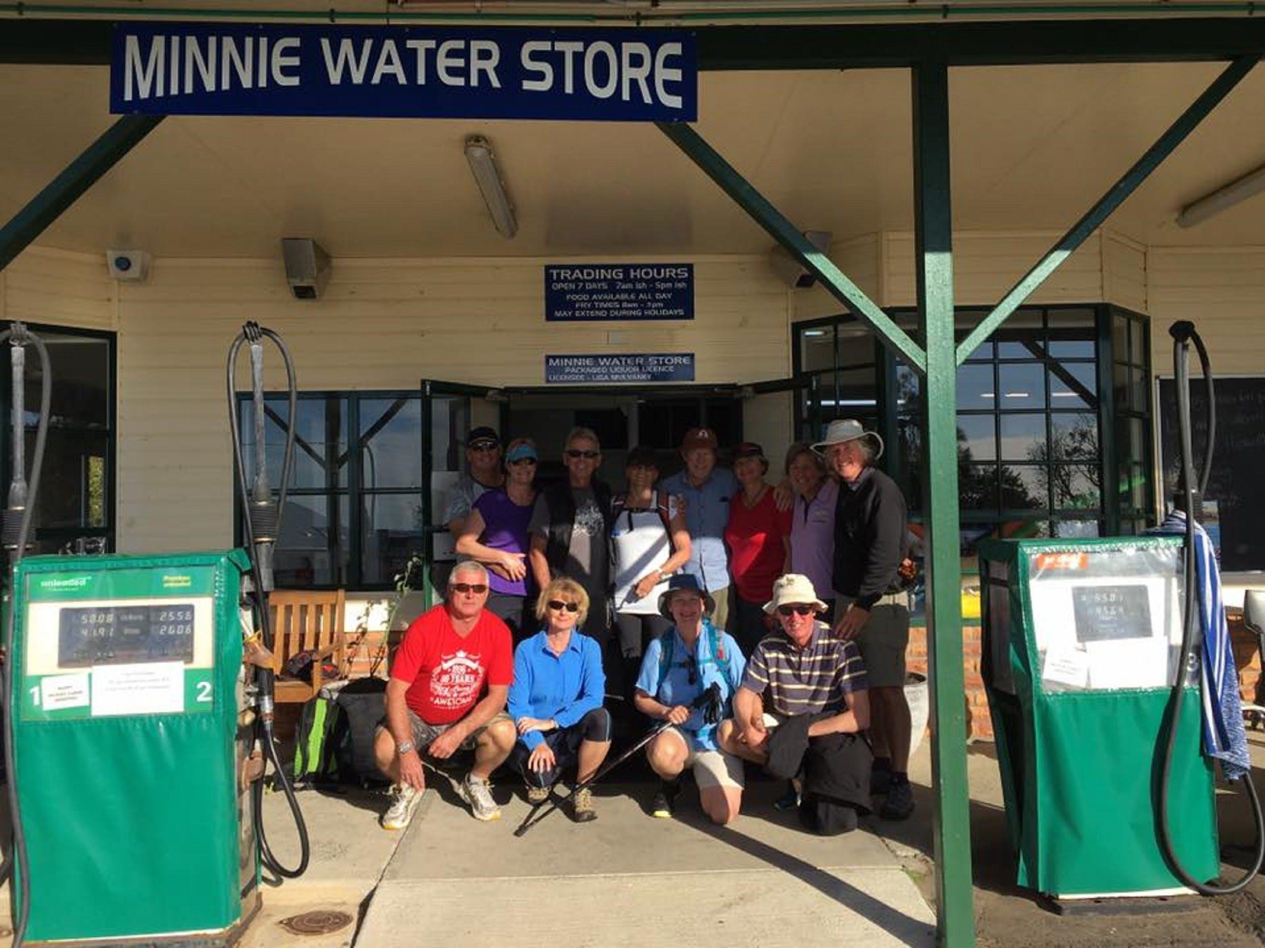 Minnie Water Store