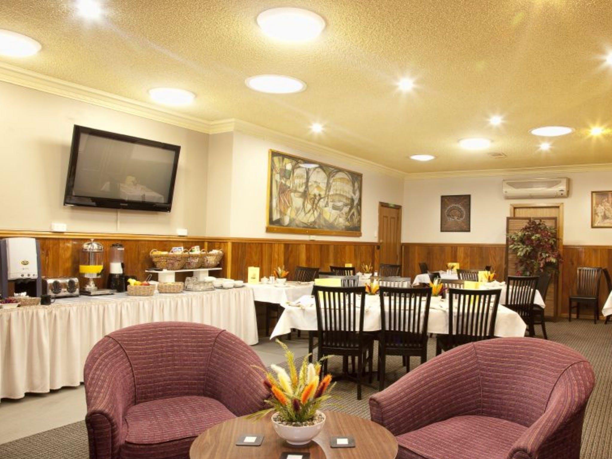 Endeavor Motel Restaurant